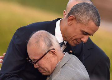 Obama defende em Hiroshima um mundo sem armas nucleares