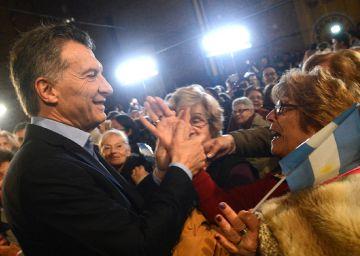 Macri anuncia aumentos del 45% para dos millones de jubilados