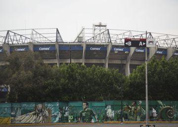 Cincuenta años de un colosal Estadio Azteca