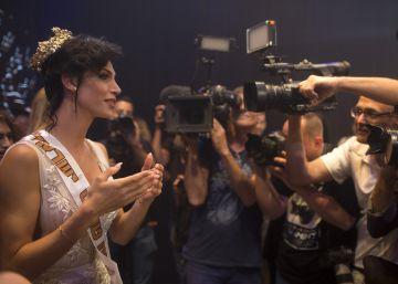 La primera reina de belleza transexual de Israel es árabe y católica