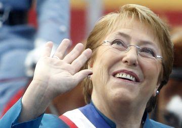 Bachelet declara ante la Fiscalía por la trama que involucra a su nuera