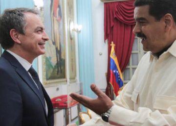 Zapatero cita en Dominicana a la oposición y el Gobierno de Maduro