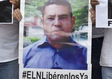 En libertad los otros dos periodistas secuestrados por el ELN