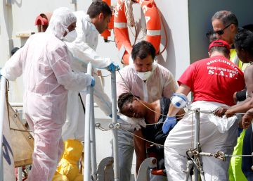 La ONU teme la muerte de casi 700 migrantes en tres naufragios esta semana