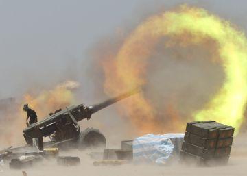 Tropas iraquíes ya combaten al ISIS en las calles de Faluya