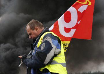 Francia entra en la fase crítica de la oleada de protestas