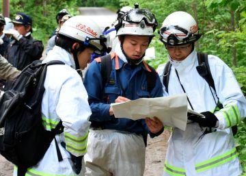 Japón busca a un niño abandonado en un bosque por sus padres como castigo