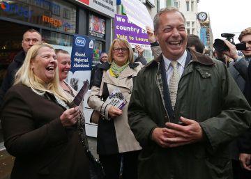 """""""Cameron tiene a todo el 'establishment' de su lado, nosotros al pueblo"""""""