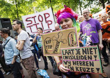 Bruselas fuerza a los líderes europeos a pronunciarse sobre el TTIP