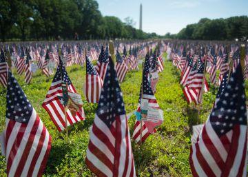 Las cifras del Día de la Memoria de Estados Unidos