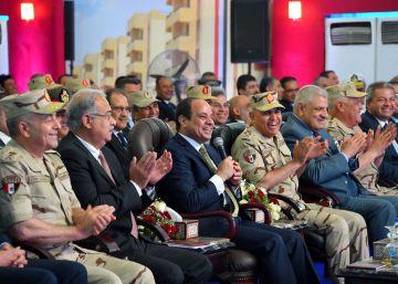 Al Sisi recurre a la política de mano dura para salir de una era convulsa