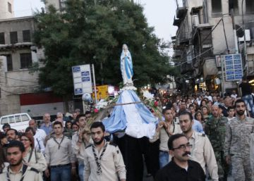 Tregua de 48 horas en un suburbio de Damasco