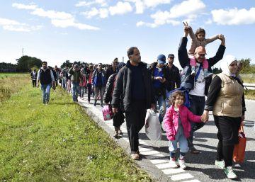 Multados en Dinamarca por ayudar a los refugiados