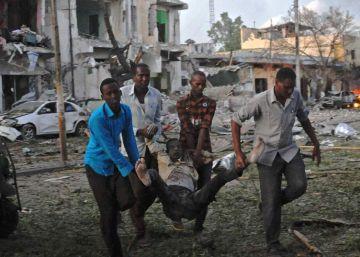 Un atentado contra un hotel de Somalia deja al menos siete muertos