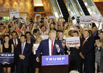 """Trabajadores de la Universidad Trump aseguran que era """"fraudulenta"""""""