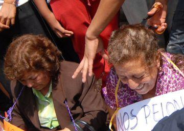 """La CNTE afirma que no rapó a los maestros: """"Nosotros no fuimos"""""""