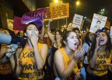Los contrarios a Fujimori echan el resto a última hora en Perú