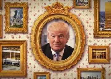 El primo Donald quiere mandar en América