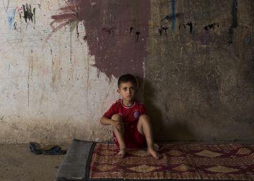 Refúgio nas prisões de Saddam