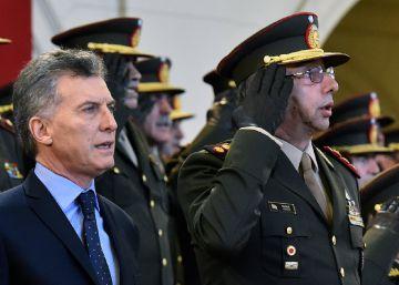 Mauricio Macri reduz o controle civil sobre as Forças Armadas