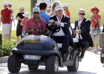 La PGA abandona a Donald Trump por la Ciudad de México