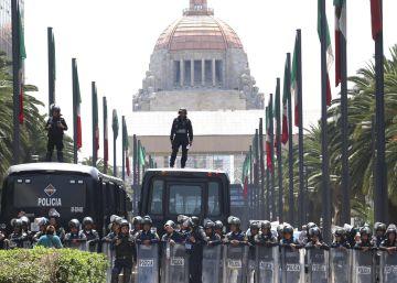 El sindicato radical de maestros redobla su pulso a Peña Nieto por la reforma educativa