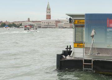 Los tesoros de Venecia y la Estatua de la Libertad, en riesgo por el cambio climático