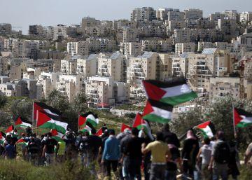 Un ministro israelí prevé asentar hasta 500.000 colonos judíos al sur de Jerusalén