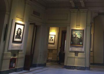 Macri quita los retratos de Perón, el Che y Allende de la Casa Rosada