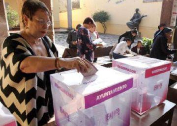 México pone a examen la fortaleza de López Obrador y del PRI