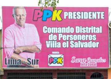 Kuczynski le da la vuelta a las encuestas en el último minuto en Perú