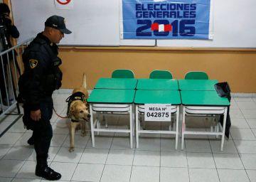 Segunda vuelta electoral 2016 en vivo y en directo