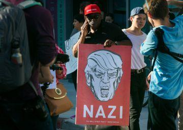 """""""Con Trump tenemos una especie de cuasifascismo populista, no un fascismo desarrollado"""""""