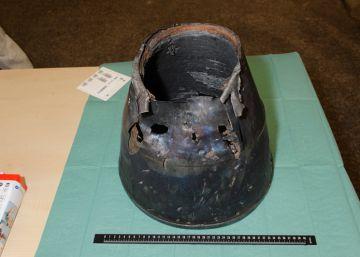 Hallada una pieza de un misil Buk entre los restos del avión derribado en Ucrania