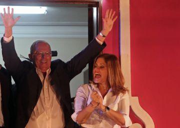 Kuczynski acaricia la victoria por apenas 100.000 votos en Perú
