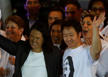 Kenji Fujimori não foi votar na sua irmã