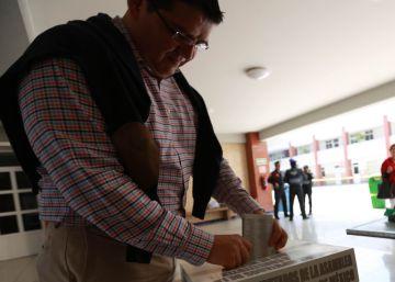 La jornada electoral en México, sin incidentes mayores