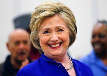 Hillary Clinton ya tiene los delegados suficientes para ser la candidata