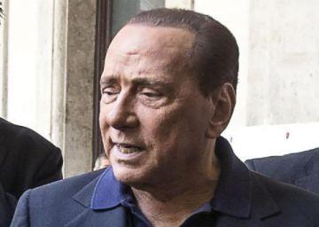 Silvio Berlusconi, ingresado en Milán por un problema en el corazón
