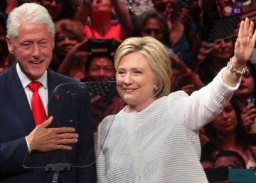 Clinton vence en California y sella la victoria en las primarias demócratas