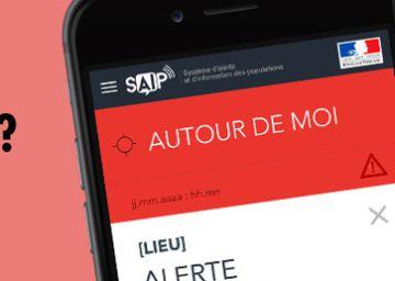Francia lanza una aplicación de alertas terroristas antes de la Eurocopa 2016