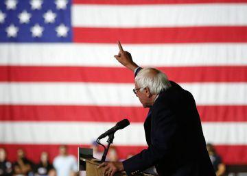 Sanders prepara su legado político