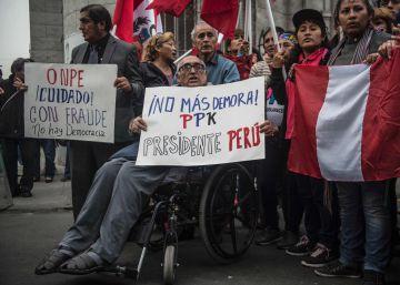 Kuczynski se prepara ya para tejer un Perú dividido pero sin crisis económica