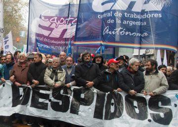 El Supremo argentino limita el derecho a huelga
