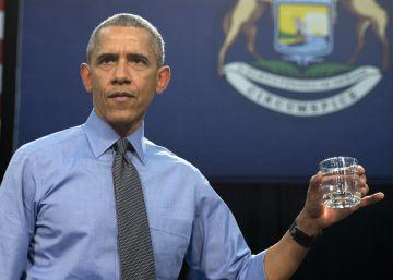 Barack Obama, impaciente por entrar en campaña con Hillary Clinton