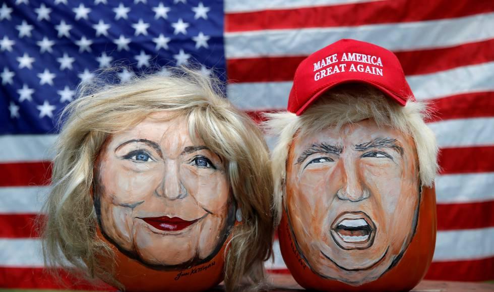 Estados Unidos temem a paralisia total após sua campanha mais áspera