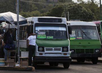 El fin de los microbuses en la Ciudad de México