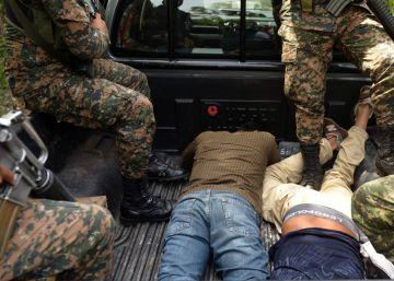 Liberan a los negociadores de la tregua entre pandillas en El Salvador