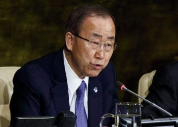 Ban Ki-moon admite presiones para sacar a Arabia Saudí de una lista negra