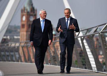 Las dos Irlandas, unidas contra el 'Brexit'